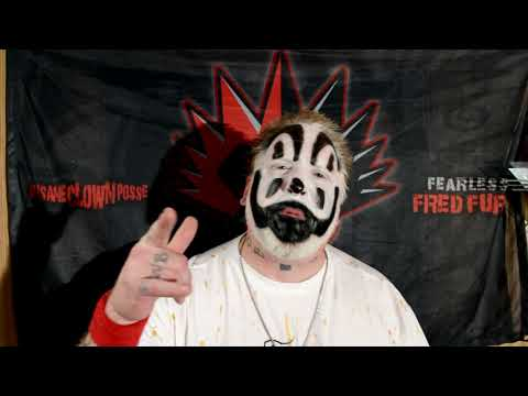 "Violent J accepts The Juggalo Show ""Face Off"" Challenge!"