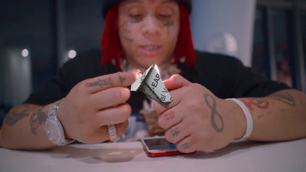 Trippie Redd - What's My Name (Official Music Video) Prod. by ozmusiqe
