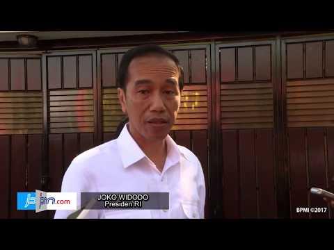 Jokowi Perintahkan Kapolri Mengusut Tuntas Jaringan Pelaku Peledakan Bom di Kampung Melayu
