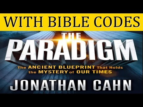 JONATHAN CAHN UNLOCKS A SECRET HIDDEN IN THE PARADIGM WITH BIBLE CODES AND THE SIMPLE STONE - BIG E
