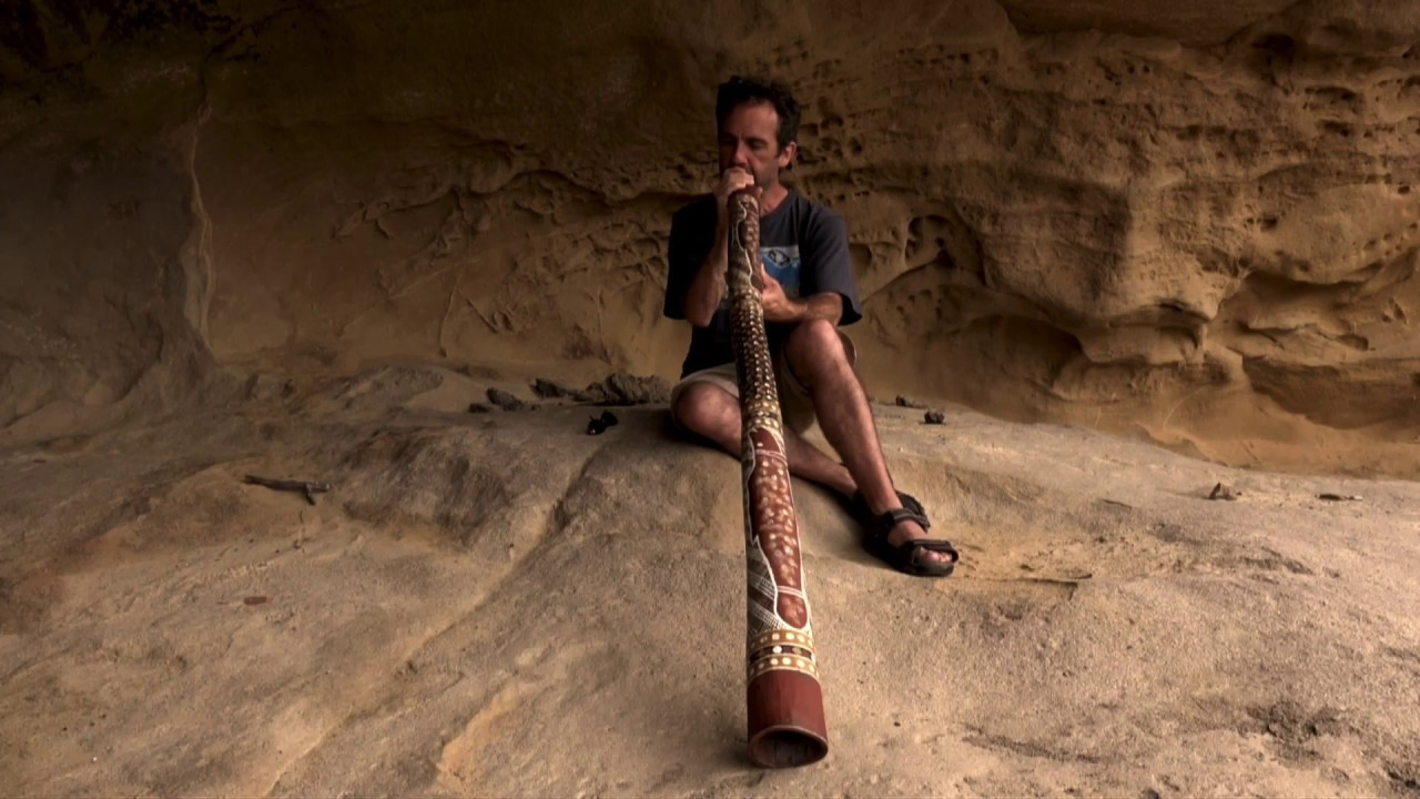 Introducing Gregg Chapman Didgeridoo Sound Healer