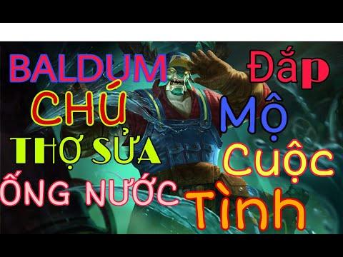 Liên Quân | Baldum Chú Thợ Sửa Ống Nước May Mắn 😁😁 Mùa 14 Vừa Trâu Vừa Khoẻ !!! NTM GAMING TV