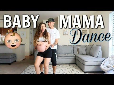 THE BABY MAMA DANCE!