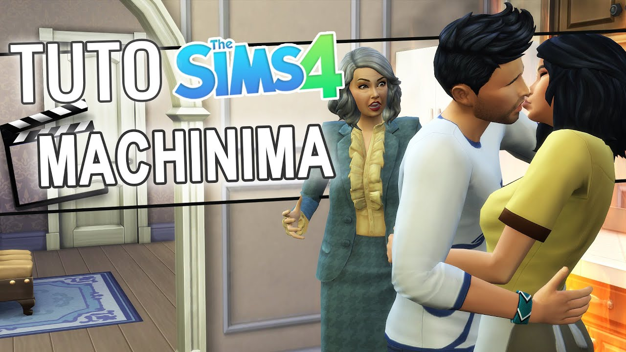 PIXIA by SIMS 4 MACHINIMA TUTO WDIEH2Y9