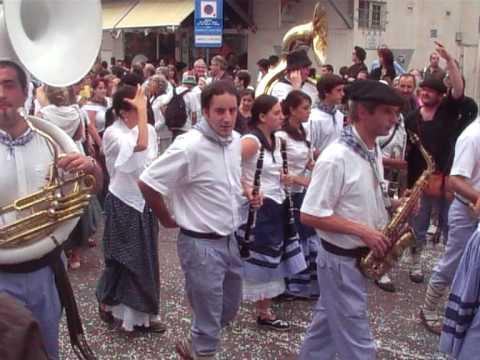 Fête basque Hendaye 2009