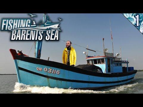 PRIMER CONTACTO | Fishing: Barents Sea | Gameplay Español