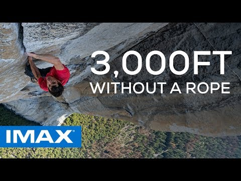 Free Solo | National Geographic Documentary | Experience it in IMAX®