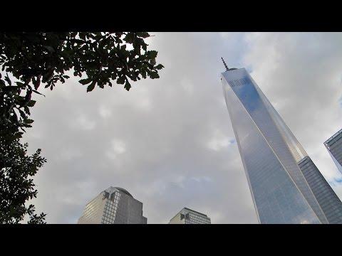 NYC 9/11 - Emotional Walk Through Lower Manhattan