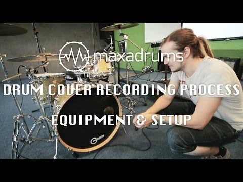 Tutorial: Drum Cover Recording Process - Equipment & Setup