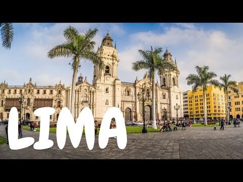 Lima, Peru. Downtown Lima (2018) │ My travel Journal