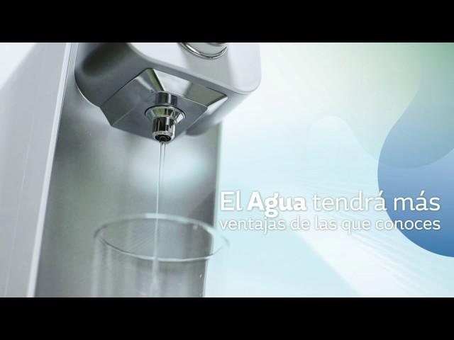 Purificador y Alcalinizador de Agua.