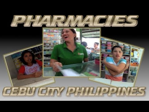 Pharmacies: Buying Medicine in the Philippines - The Struggle is Real ✅