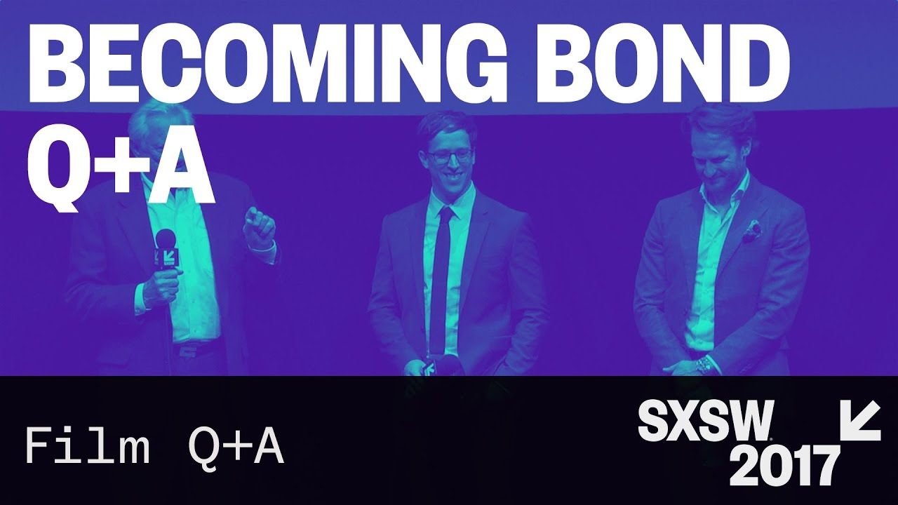 Becoming Bond Q+A with George Lazenby, Josh Greenbaum and Josh Lawson — SXSW 2017
