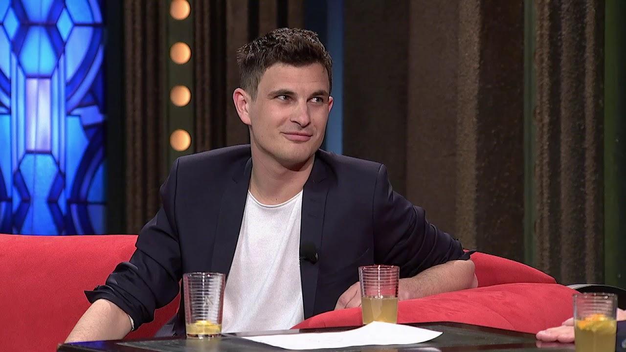 2. Jiří Kalfař - Show Jana Krause 27. 3. 2019