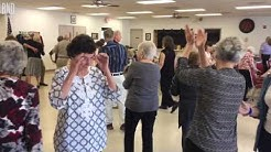 Senior dance at the Collinsville Township Senior Citizens' Center