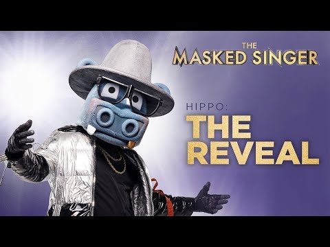 The Hippo Is Revealed | Season 1 Ep. 1 | THE MASKED SINGER Mp3