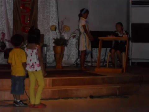 Ebony scrooge play