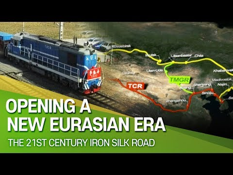 [Arirang Special] The 21st Century Iron Silk Road (EP.1) - Opening a new Eurasian era