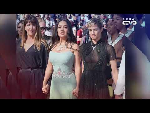 """Belaraby Network in Cannes Film Festival for """"The Insider"""" Dubai TV"""