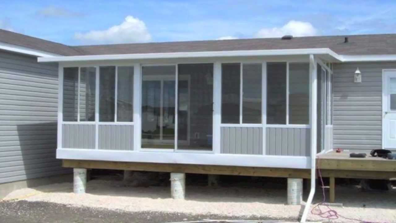 Winnipeg Sunrooms Decks Renovations Ltd No Obligations
