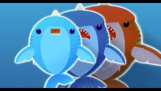 Stabfish 2 IO Full Gameplay Walkthrough