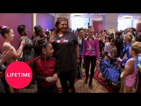 Dance Moms: Abby's New York Open Call (Season 4 Flashback) | Lifetime
