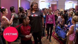 Dance Moms: Abby's New York Open Call (Season 4 Flashback) | Lifetime