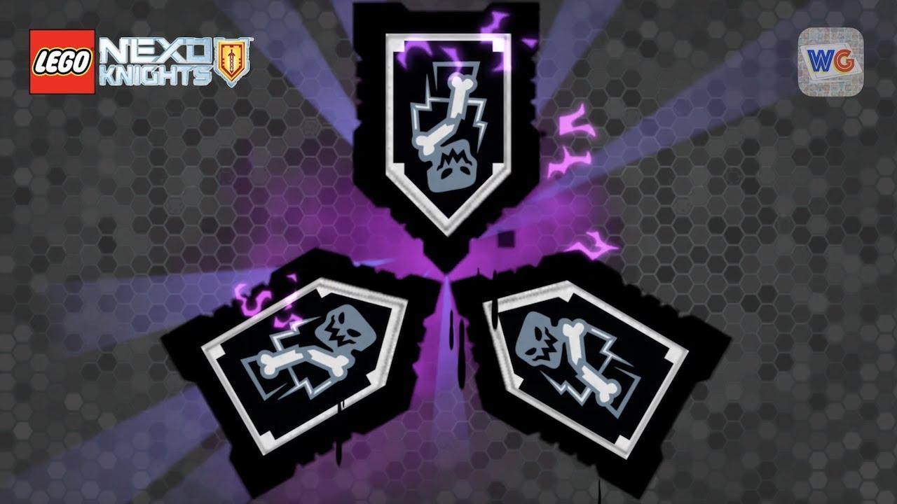 Crossbow Merlok Powers Nexo Knight