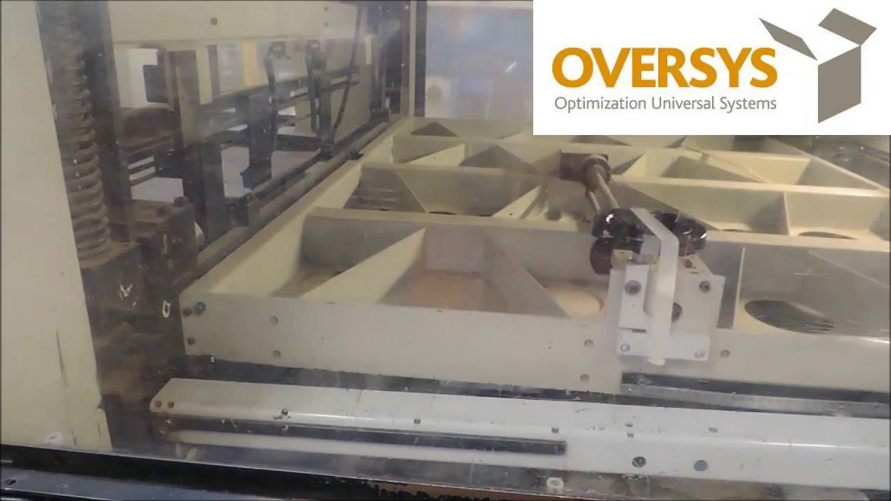 Color printing bobst - Video Oversys U33780516 Bobst Spo 1600 Flatbed Die Cutter With Bobst 160 4 Colour Printer