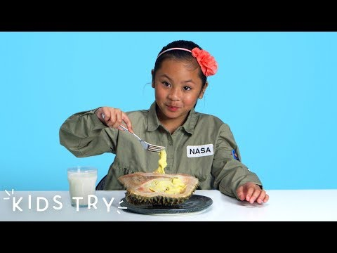 Kids Try Banned Foods | Kids Try | HiHo Kids