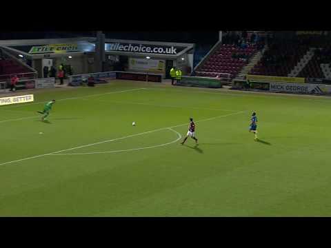 HIGHLIGHTS: Northampton Town 1 Shrewsbury Town 1