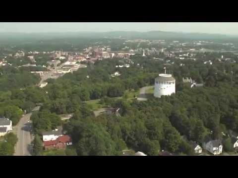 A Tour of Bangor, Maine