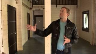 видео Недорогой дом из бруса зимой Тверь