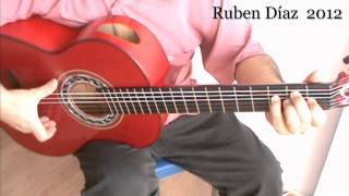 Alegrias 5 / 141  bpm  Chords & Compas (Based on Chiquito by Paco de Lucia) CFG studio  Ruben Diaz