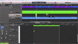 Logic Pro X Tutorials - Make a song in logic (Knocking on Heaven