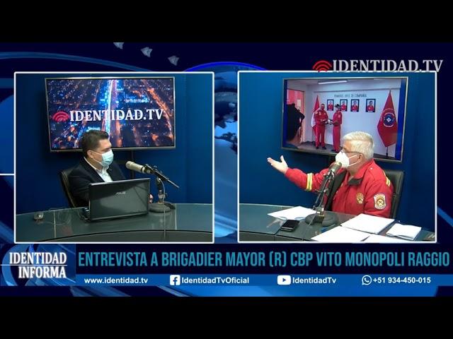 Jubilación y mentiras de Vito Monopoli