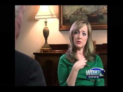 Ken Curtis story on interviewing Torrie Ethridge