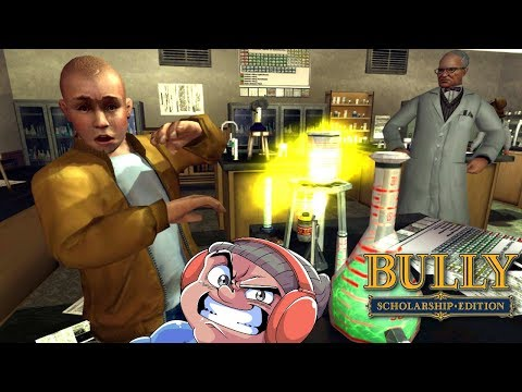 I'M GONNA PASS ALL MY CLASSES EVEN IF I HAVE TO CHEAT!! [BULLY: SCHOLARSHIP EDITION] [#05]