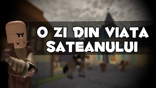 ROBLOX Romania: A day in the life of a Satean! Imperium