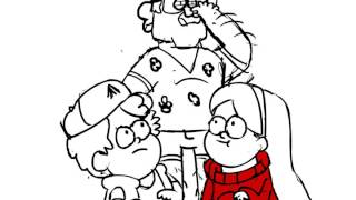 """Gravity Falls -""""The Pines Family Goes to Comic Con"""""""