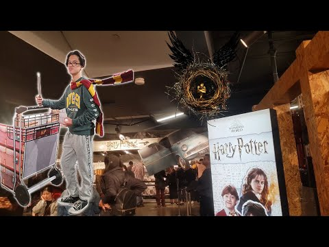 Visiting The New Harry Potter Store In Myer Melbourne