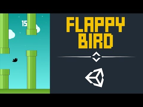 Develop and Publish Flappy Bird in 3 Hours With Unity3D
