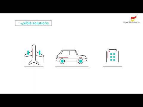 Animated Explainer Video: Prime Air Global