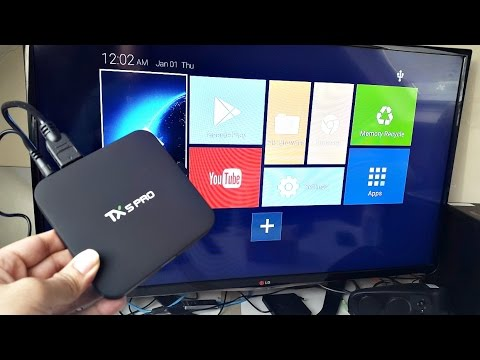 TX5 Pro Android TV Box Review - 2GB RAM - 16GB ROM