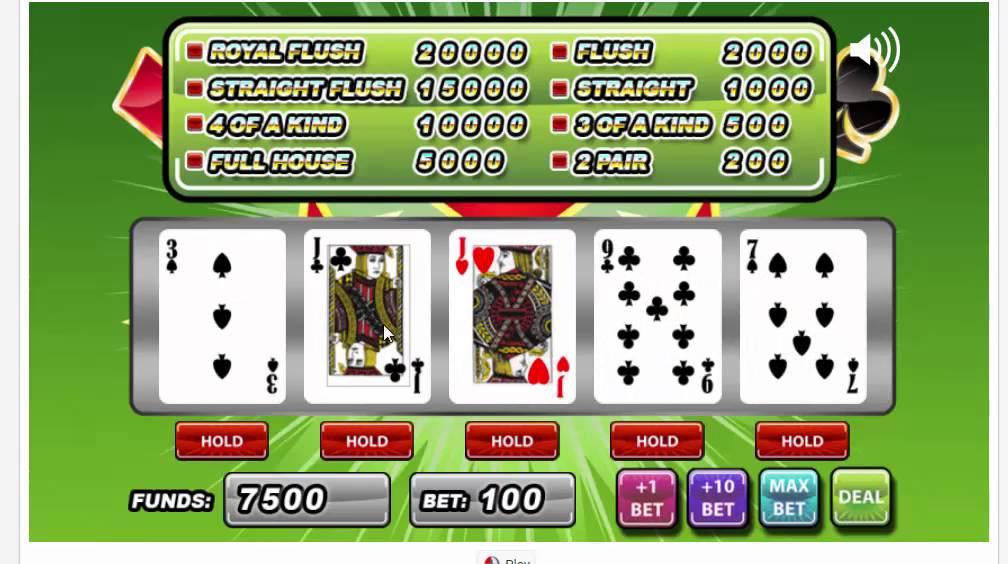 Poker y8 online