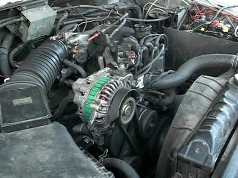 Mitsubishi Shogun V6 Engine Sturnover No Start Youtube