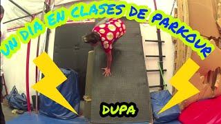 Un dia en clases de parkour - DUPA