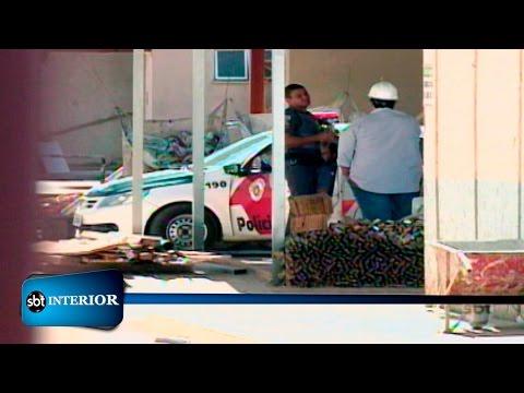 Polícia investiga caso de operário que morreu ao cair de uma altura de vinte metros