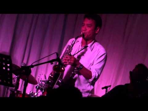 MORNING DANCE, Sax by Dix Lucero @ MUSICA, Greenhills w/ Mar Dizon, Rudy Lozano, Colby & Mel Santos