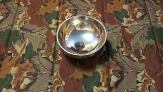 Обзор изотермической тарелки с AliExpress